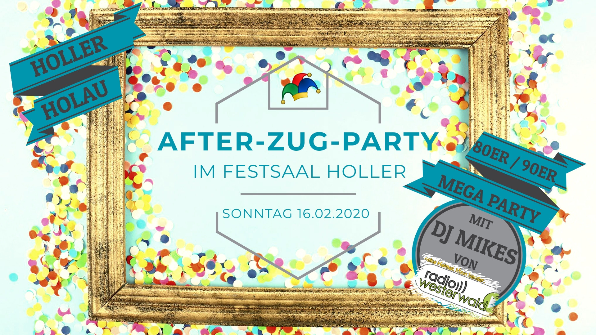 AFTER-ZUG-PARTY Holler 2020