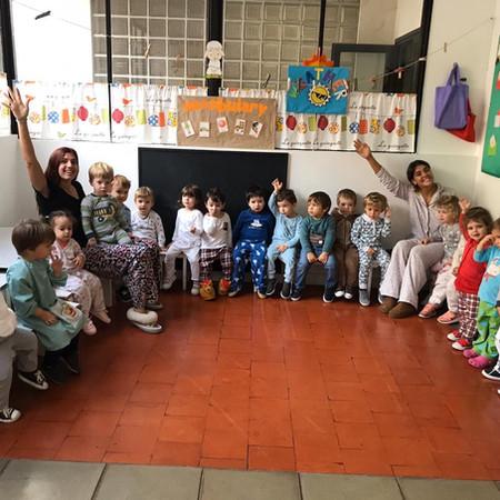 Spirit Week: Pyjama Day!