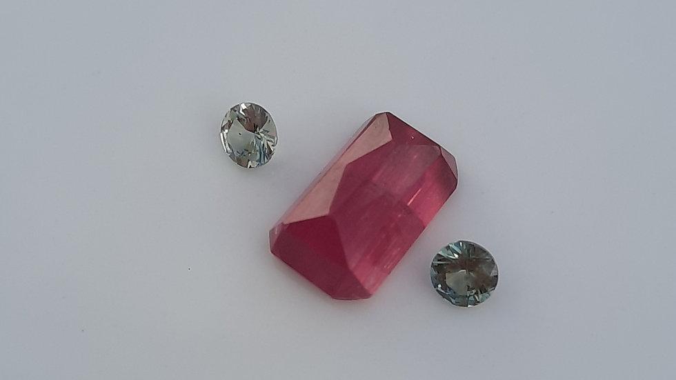 Mixed Gems Lot  17