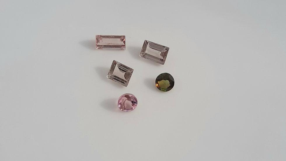 Mixed Gems Lot  30