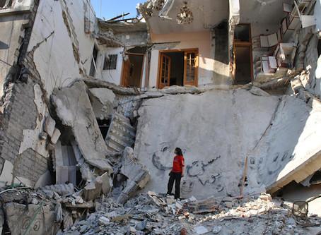 Eau Argentée : Que filmer en Syrie ?