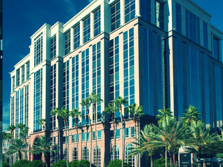 Amgen takes 125k square feet at Tampa's Corporate Center