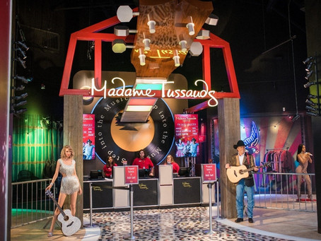 Wax On: Madame Tussauds opens at Nashville's Opry Mills