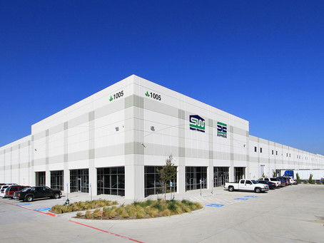Dallas: Duke Realty building second bulk industrial property for Shippers