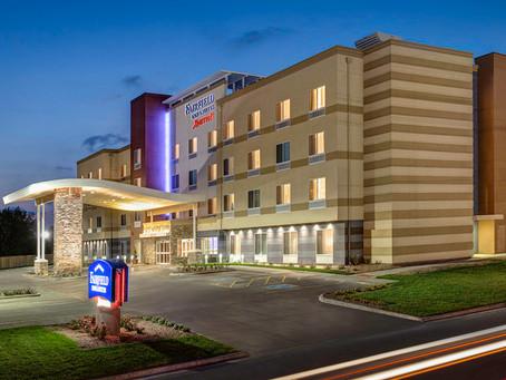 103-room Fairfield Inn & Suites opens in Ashland, VA