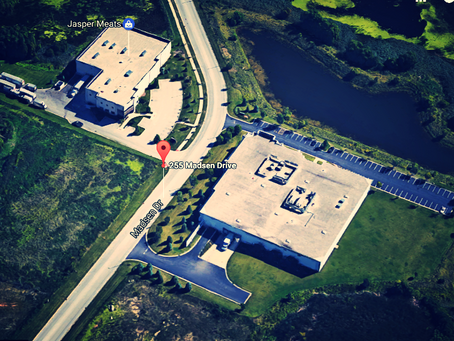 276k-sf Bloomingdale, IL industrial complex trades