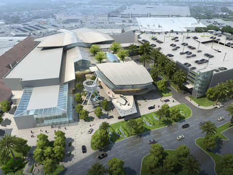 Miami's Aventura Mall preps new wing for fall debut