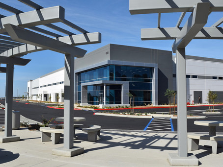 Carlsbad, Calif., industrial complex opens