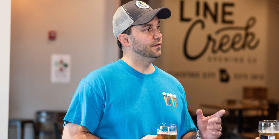 Podcasting Workshop at Line Creek Brewing