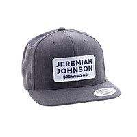 Deep Grey Flat Bill Hat