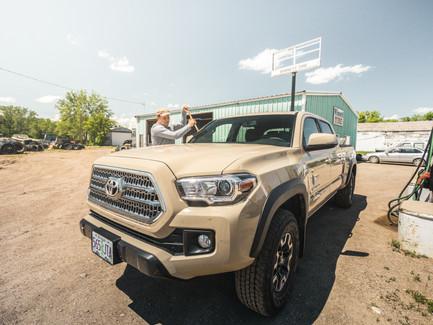 Toyota road trip to Lincoln, Nebraska