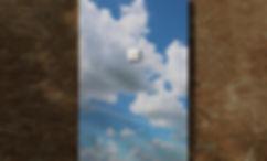 BLUE BLUE SKY, photographie numérique, interrupteur, 2016