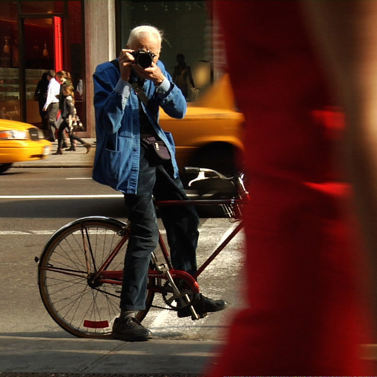 BILL CUNNINGHAM NEW YORK (2010) - For the Love of Photography