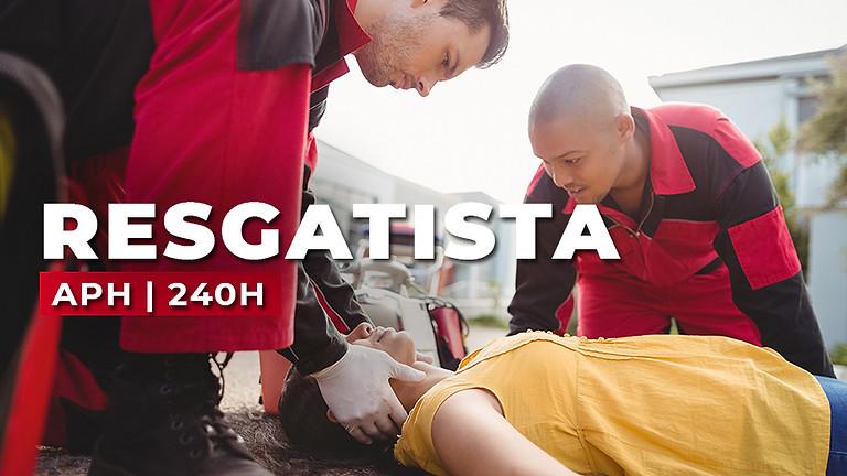 RESGATISTA | APH - 240H