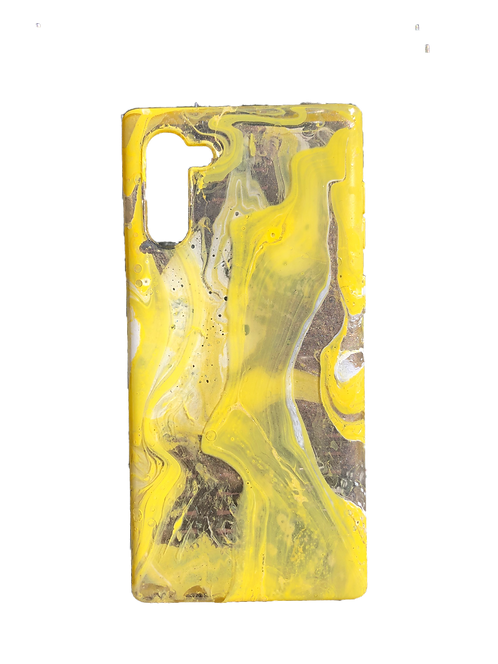 Lemon Acrylic
