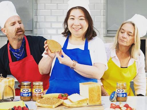 KP Nuts - New Peanut Butter Advert