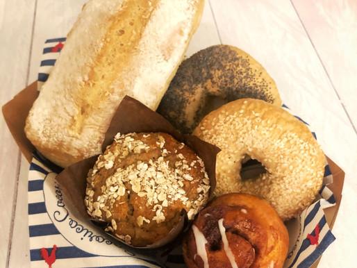 Bread Box - Breakfast Box, Coming next week!