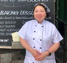Utako Joined Bread Ahead / ブレッドアヘッドベーカリーでお仕事始めました