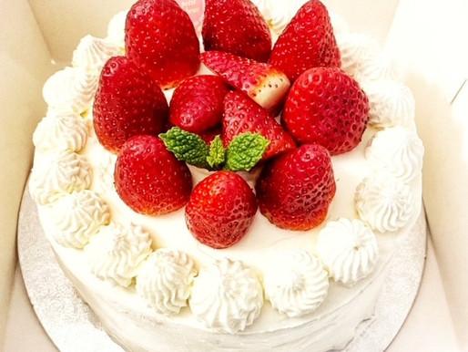 Strawberry Short Cake イチゴショートケーキ