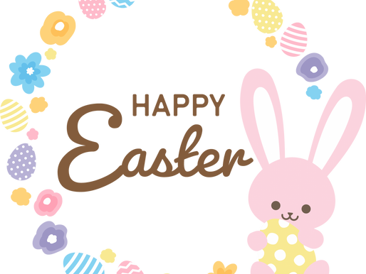 Easter Holiday / イースター時期の営業日