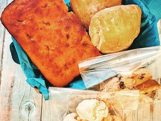 Bread Box - Italian Box for sale!