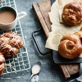 My bread's recipe is now on BBC/Food website! / BBC/Foodのサイトに私のアールグレイ&シトラスピールブレッドのレシピが載っています