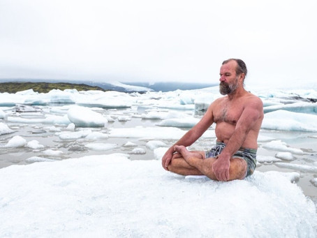 Wim Hof, Shamanic Breathing and reconnecting with Maximus