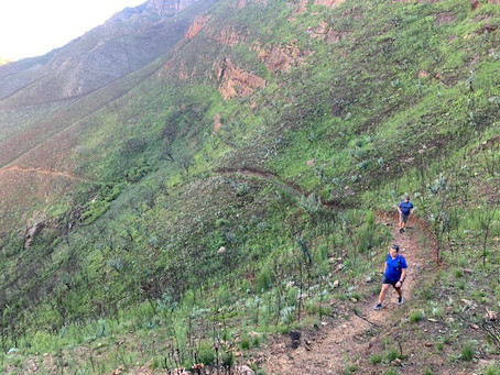 Boesmanskloof: Our first hike was soul food