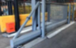 cantilever gate sliding gate
