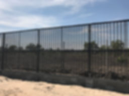 See Through Fence, Clear View, Security Fence, Can't Cut