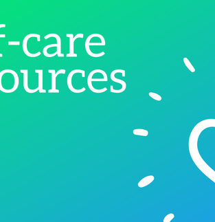 Self-Care Resources