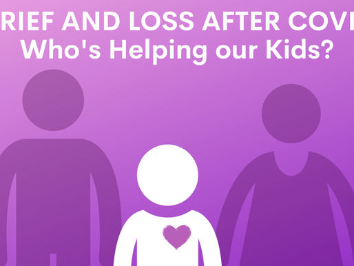 Who's Helping our Kids After COVID?