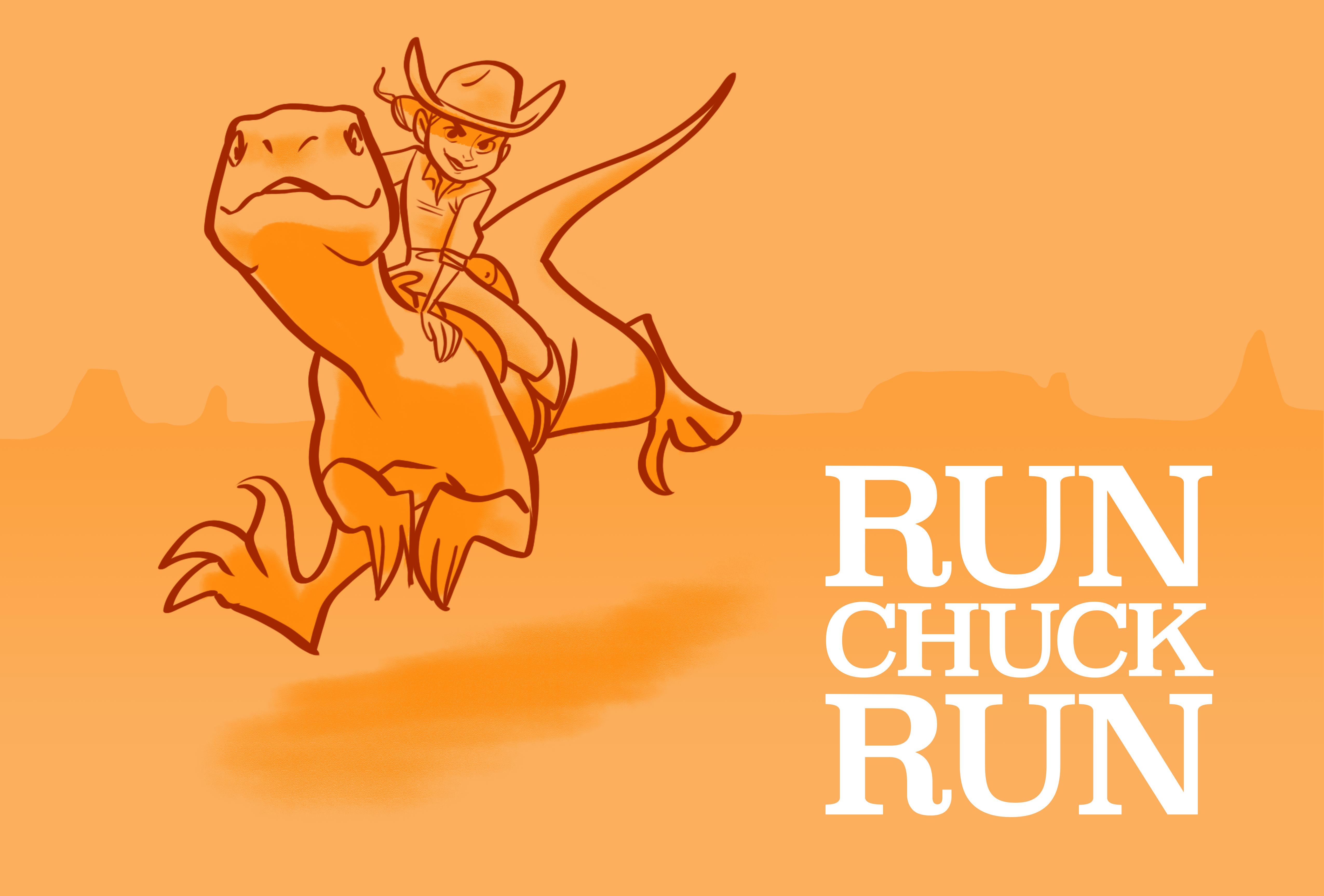 Run Chuck_COVER