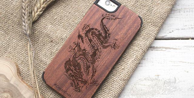 Чехол Дракон (на IPhone 6/6S)