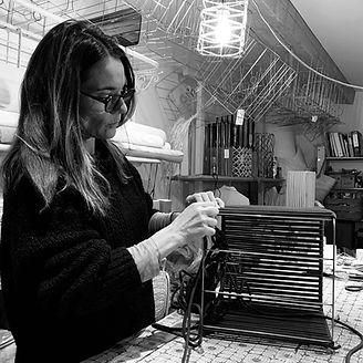 Atelier PcMcréation, fabrication de lam
