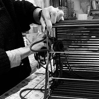 Création & fabrication de lampes pcmcré
