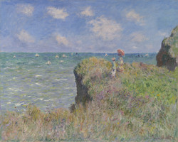 1933.443 - Cliff Walk at Pourville.jpg
