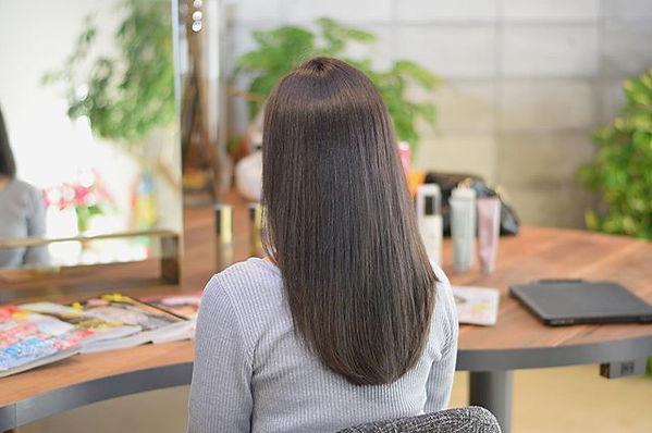 《髪質改善》TOKIOトリートメント熱インカラミ はじめました☆  髪が硬くてご
