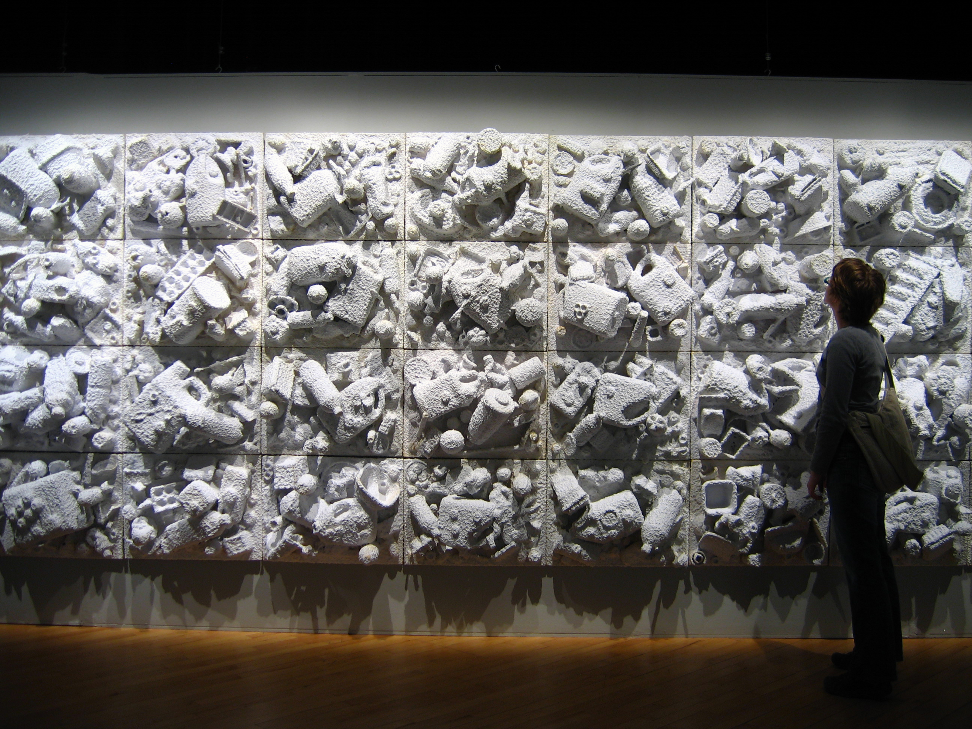 Asylum (detail), 2008