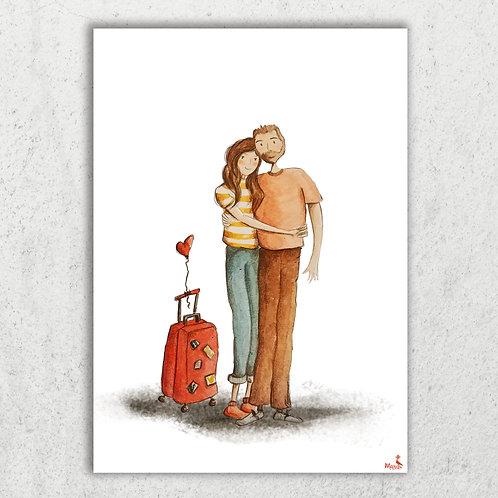 Light baggage light hearts