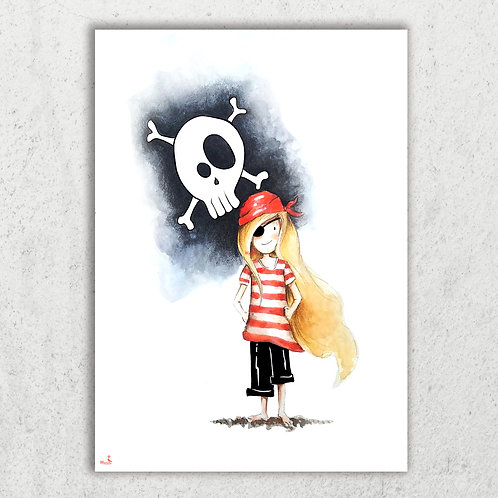 YO HO! A pirate's life for me!