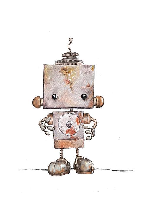 ROBOT - Mini Illustration