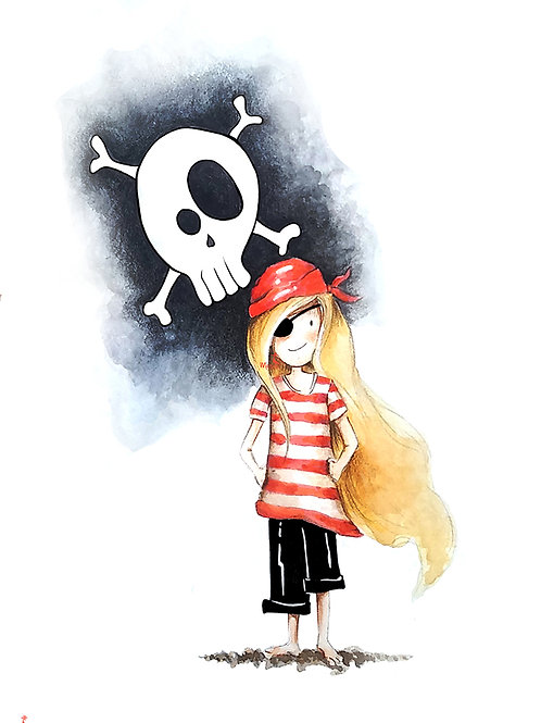 Pirate life for me