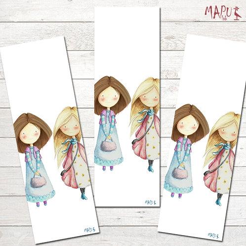 SISTERS - Bookmark