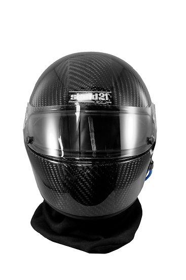 IVOS Drag Helmet-FIA 8859-2015/ SA2015