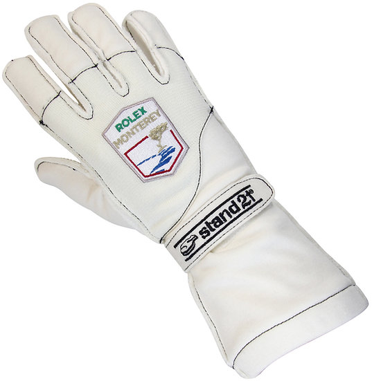 Rolex Motorsports Reunion Racing Gloves