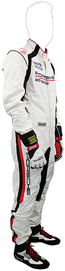 Porsche Motorsport La Couture Racing Suit (Ultra-Lightweight)