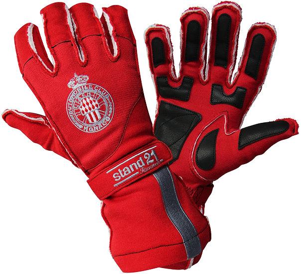Monaco Grand Prix Historique Racing Gloves