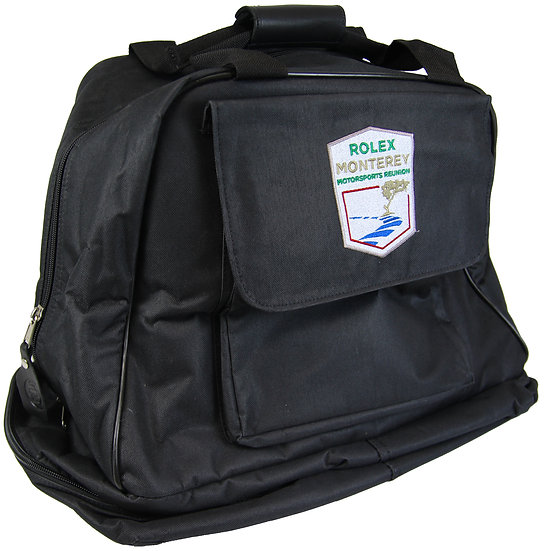 Rolex Motorsports Reunion Polyester Carrying Bag