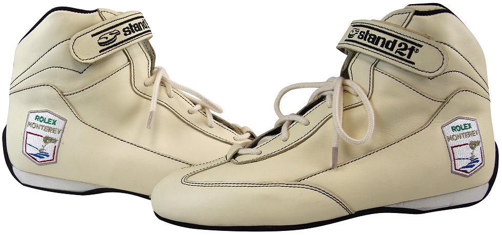 Rolex Motorsports Reunion Vintage Boots